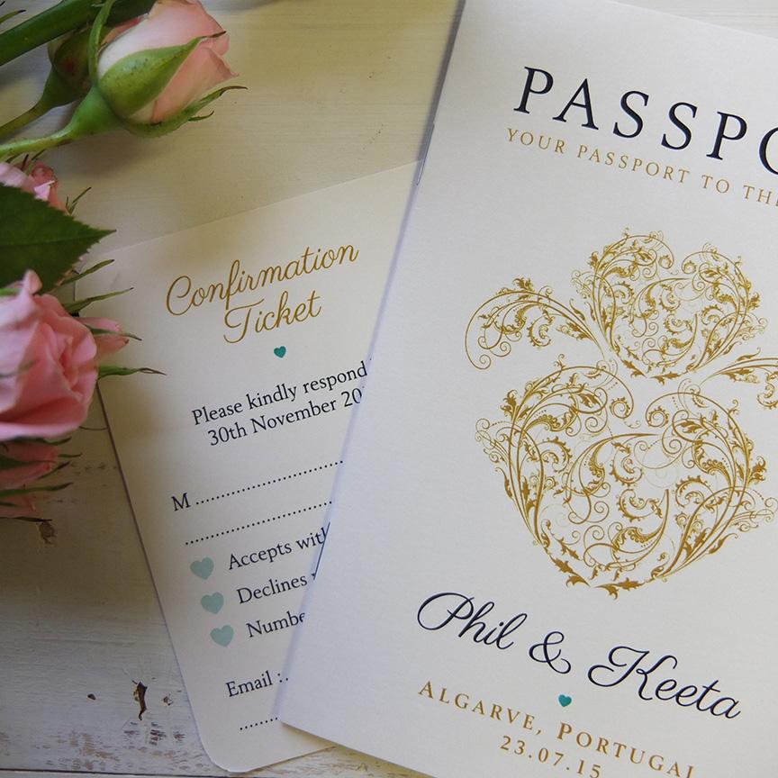 Personal & Wedding Stationery | Bournemouth - Tony Bowyer Print